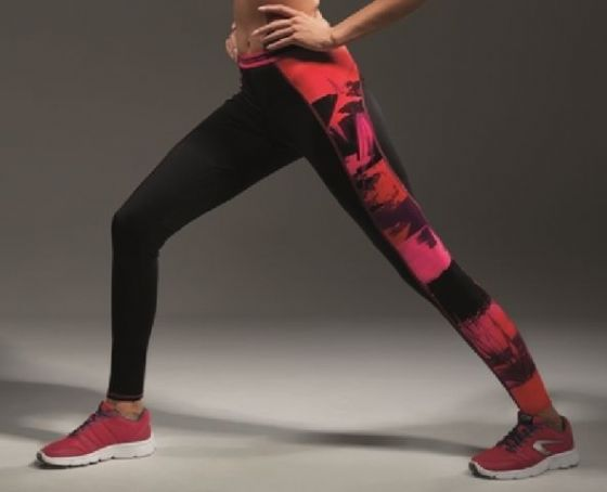 "Krissline Sports - ""Power of Pink"" Leggings"